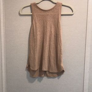 Mossimo Supply Co. Tank Brown